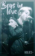 Boys In Love (YoonMin, VKook) by NoLies-