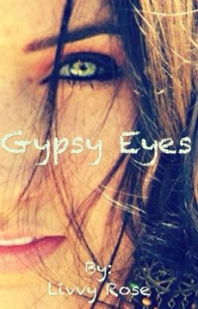 Gypsy Eyes by SinclairRose