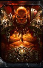 Garrosh Grito Infernal. by Bloodymiwel