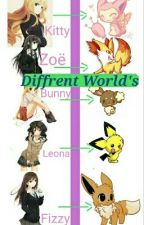 Diffrent Worlds by CinnamonReads