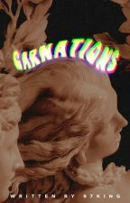 carnations / taekook by coinkydinks