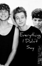 Everything I Didn't say (Lashton) by mashton_loves_cake
