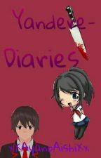 Yandere-Diaries by xXAyanoAishiXx