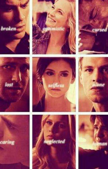 Préférences et Imagines The Vampire Diaries