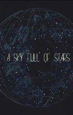 a sky full of stars by theshadowsofdawn