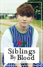Siblings By Blood | Woozi Seventeen by Mr_Eeeeee