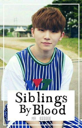 Siblings By Blood | Woozi Seventeen by Mr_Eeeeee