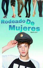 Rodeado De Mujeres /piscorpio  by abril19fr