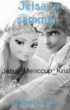 Jelsa in sammer by loveElsaFrost