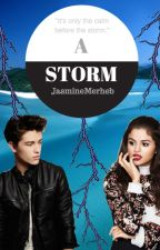 A storm by JasmineMerheb