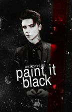 Paint it black |A.B| [zakończone] by xmalxf