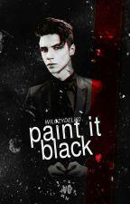 Paint it black |A.B| [zakończone] by xmalxf