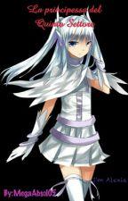 La principessa del Quinto Settore by MegaAbsol05
