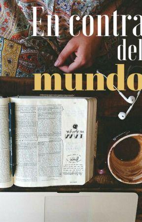 « en contra del Mundo by LinaLancaster