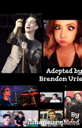 Adopted by Brendon Urie by iimayoungblood