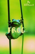 Frog by dilltoast
