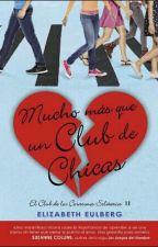 Mucho Más que Un Club De Chicas. by LucyMilyHEIYMA