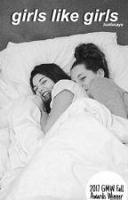 girls like girls | riley + maya by lustlucaya