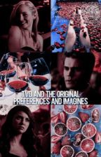 Tvd and The Originals preferences and imagines by multifandom100