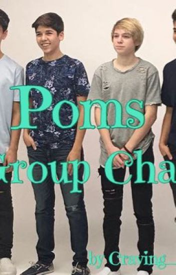 Poms Group Chat