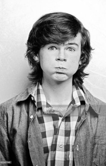 Living in a World of Silence (Chandler Riggs x Reader)