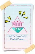 Produce 24! [Produce 101 x Boys 24] by jungminhwanseyesmile