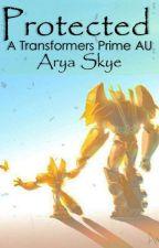 Transformers Prime AU (Wattys 2017) by Arya_Skye