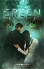 Green eyes [CZ] by sarinkaa123123