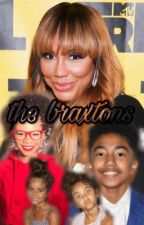 The Braxtons by little-tamartian