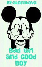 Bad Girl and Good Boy by akorinkova