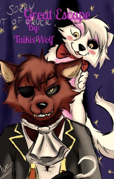 Five nights at freddy s fanfiction a foxy x mangle fanfiction