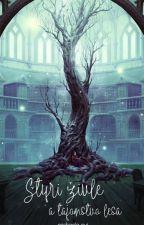 Štyri živly a tajomstvo lesa by michaela_nyi