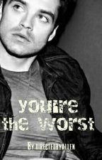 You're the worst | Sebastian Stan by queenslaughter