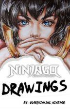 Ninjago Drawings by overthinking_ninjago