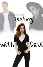 Texting with DEVIL by Danny_Kristn