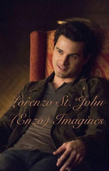 Lorenzo St. John (Enzo) imagines