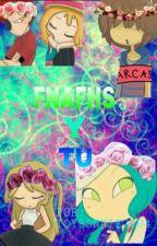 FNAFHS Y TU by TOYBONNIE2004