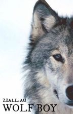 Wolf Boy z.h by ziallfiles