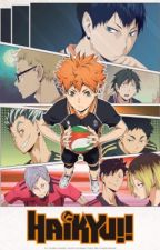 Haikyuu X Reader by karasunhoe