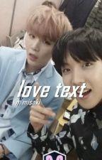 love text by sobistellar
