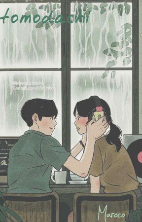 اصدقاء  Tomodachi   by LittleMaroco