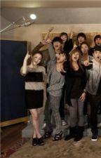 Studying with Idols?! (K-Pop fanfict) by IGaveMyHeartToSHINee