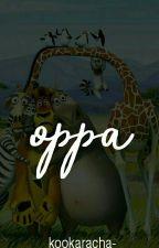 Oppa ; JiKook  by kookaracha-