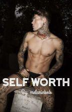 Self-Worth. by melaninbxb