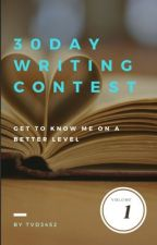 30 day writing challenge  by medkansla