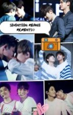"""SEVENTEEN: MEANIE MOMENTS♡"" by AProudCarat"