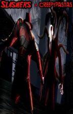 Slashers Vs. Creepypastas: War Of The Proxy's ⊗ by Psicopata_RedDead