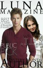 Luna Magazine, October Ed. 2013 by l_unaMagazine