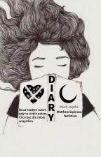 Diary ~~ Matthew Espinosa by xBlack-Angelsx
