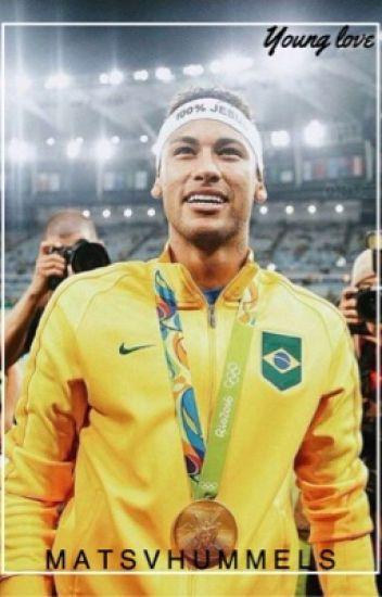 Young love Neymar Jr. 